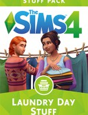 The Sims™ 4 Laundry Say Stuff