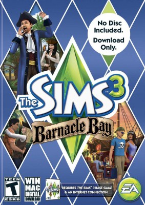 The Sims™ 3 Barnacle Bay