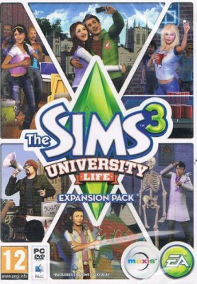The Sims™ 3 University Life