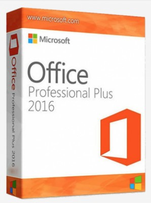 Microsoft Office Professional Plus 2016 (internet activation)