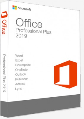 Microsoft Office Professional Plus 2019 (internet activation)