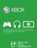 Xbox Live Gold 14 days