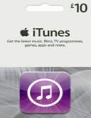 iTunes £10 Gift Card (UK)