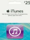 iTunes £25 Gift Card (UK)