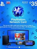 PlayStation Network Card (PSN) £35 (UK)