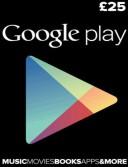 Google Play £25 Gift Card (UK)